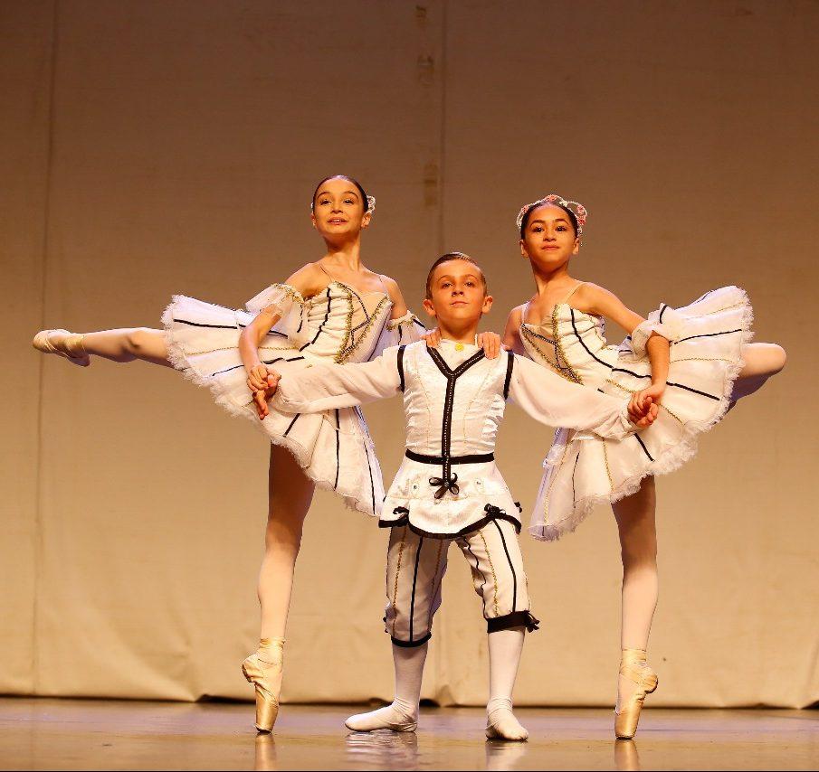 Bolshoi no Projeto Passarela: uma audição para bailarinos