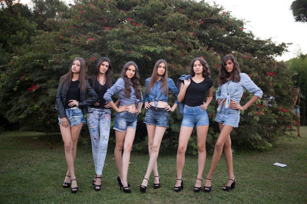casting modelos