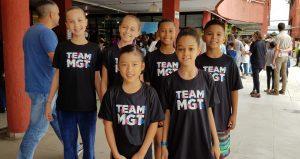 Seleção Nacional da Escola Bolshoi Brasil e Team MGT