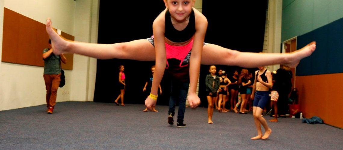 4e99919290 Seleção de ballet no Projeto Passarela  como funciona - Blog Projeto ...